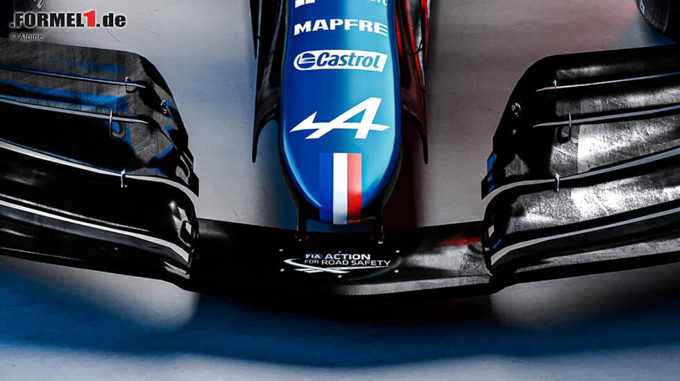 Formel 1 Präsentation 2021