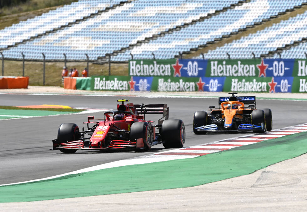 Fotos: F1: Grand Prix von Portugal (Portimao) 2021 - Foto 12/60
