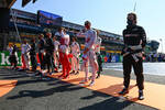 Fernando Alonso (Alpine), Antonio Giovinazzi (Alfa Romeo), Charles Leclerc (Ferrari), Valtteri Bottas (Mercedes), Max Verstappen (Red Bull), Lewis Hamilton (Mercedes), Pierre Gasly (AlphaTauri), Carlos Sainz (Ferrari), Esteban Ocon (Alpine), Sebastian Vet