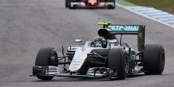 Rosberg zum Siegen verdammt
