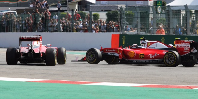 Chaos-Start in Spa!