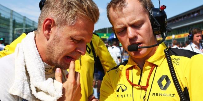 Magnussen fit für Monza