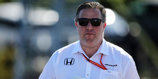 Formel-1-Rennen in Woking?