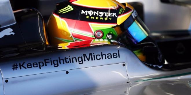 Schumacher uneinholbar?