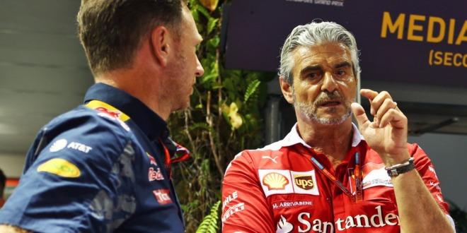 Red Bull erhebt Vorwürfe