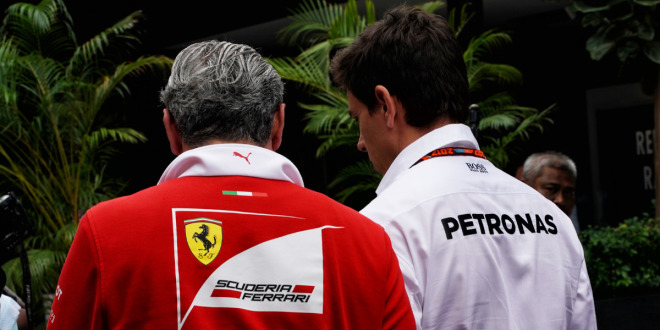 """Ferrari steigt """"ohne Reue"""" aus"""