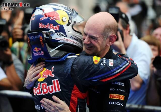 A wie Adrian Newey, Red-Bull-Technikguru und Konstrukteur der Weltmeisterautos