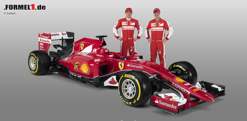 Ferrari Fahrer