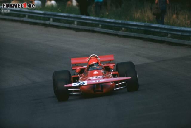 Lauda war noch nicht lange im internationalen Motorsport aktiv und hatte gerade ein Jahr in der Französischen Formel 3 absolviert, als er 1971 im heimischen Spielberg bei seinem ersten Formel-1-Rennen für March an den Start rollte. Um beim klammen Team weiter an Bord zu bleiben, besorgte er sich einen Kredit in Höhe von zwei Millionen Schilling.