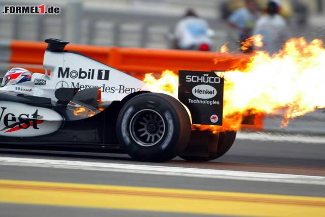Wie erwartet: Button für Alonso in Monaco