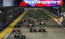 GP Singapur, Highlights 2014