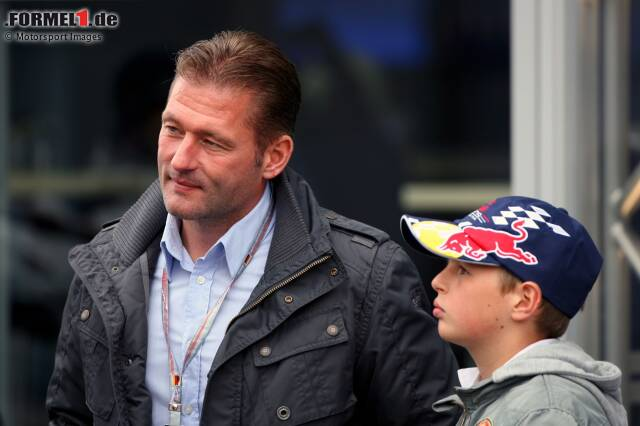 Familiensache: In unserer Fotostrecke zeigen wir berühmte Väter und Söhne, die jeweils in der Formel 1 gefahren sind!