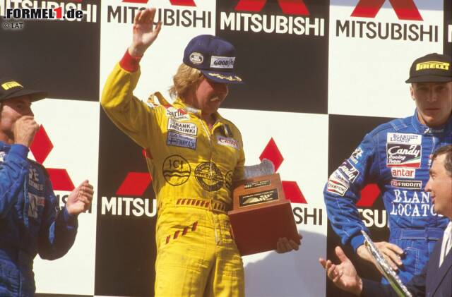 1985 ist es endlich soweit, in Adelaide heulen zum ersten Mal auf australischem Boden die Formel-1-Motoren. Keke Rosberg darf sich als Erster von den australischen Fans feiern lassen, und das zum letzten Mal in seiner aktiven Formel-1-Karriere.