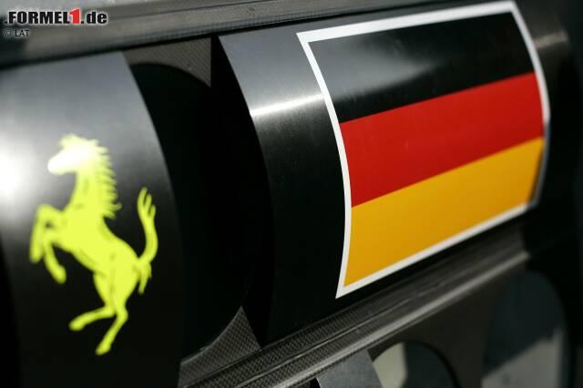 Sebastian Vettel wird in der 64-Jährigen Formel-1-Geschichte der fünfte deutschsprachige Ferrari-Werkspilot sein. Seine Ahnen - zwei Landsleute und zwei Österreicher - sorgten bei der Scuderia für zahlreiche Erfolge: 94 Grand-Prix-Siege und sieben Weltmeistertitel glückten. Hätte die Verbindung gleich zu Beginn nicht ein tragisches Schicksal ereilt, hätte es schon viel früher ruhmreiche Momente geben können.