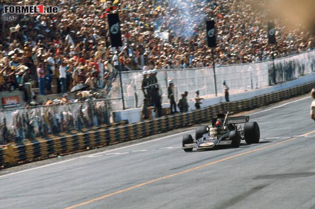 Die Geschichte des Formel-1-Grand-Prix von Brasilien reicht bis ins Jahr 1972 zurück. Auf dem acht Kilometer langen Kurs von Interlagos wird am 30. März ein Demorennen abgehalten, weil die FIA den neuen Kandidaten vor der Aufnahme in den Kalender testen möchte. Als erster Gewinner trägt sich Carlos Reutemann in die Siegerlisten ein (mit einem Helmut Marko auf Platz vier!), doch erster offizieller Sieger wird ein Jahr später zur Freude der Fans Emerson Fittipaldi. Seit damals gehört Brasilien ohne Pause zum Formel-1-Kalender.