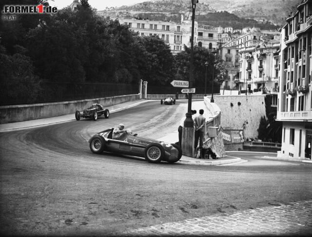 Im Porträt Formel 1 Weltmeister Juan Manuel Fangio Formel1de F1 News