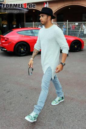 Position 10: Druckfähige Fotos sucht man vergeblich, aber Lewis Hamiltons Parkunfall in Monaco mit seinem Supersportwagen Pagani Zonda hat auf jeden Fall eine Würdigung in unseren Top 10 verdient.