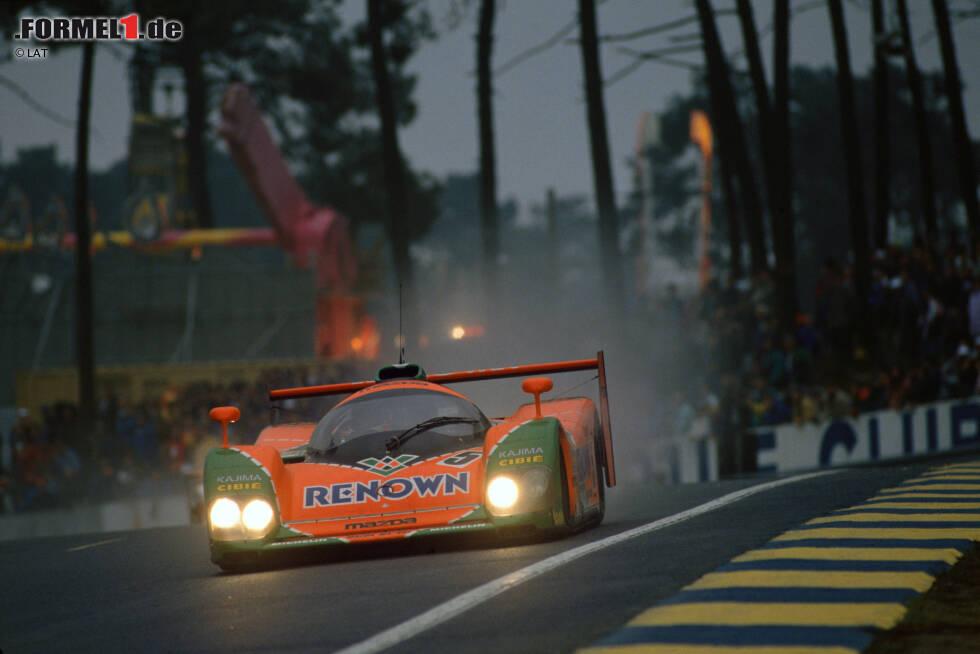 Herberts größter Triumph ist aber der Sieg bei den 24 Stunden von Le Mans im Jahr 1991. Zusammen mit Bertrand Gachot und Volker Weidler gewinnt Herbert das Rennen in einem Mazda 787B und sorgt damit für zwei Premieren: Es ist der erste Le-Mans-Sieg für einen japanischen Hersteller, zudem gewinnt erstmals ein Auto mit Wankelmotor.