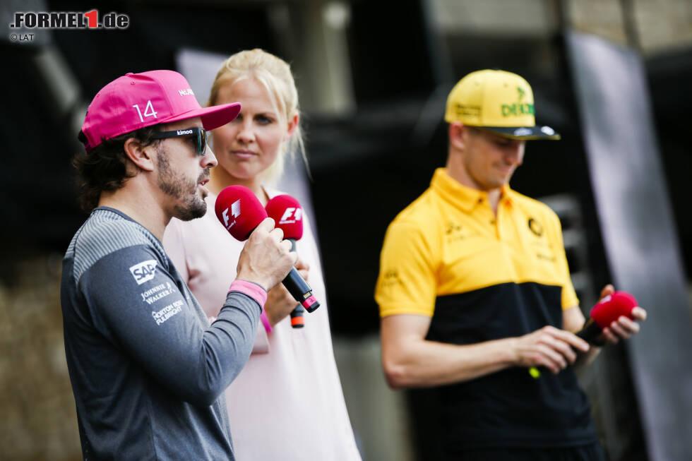 Nico Hülkenberg hat es 2015 geschafft, Fernando Alonso 2018. Wir blicken auf die Vorgänger der beiden Formel-1-Piloten, die an der Sarthe bereits triumphierten.