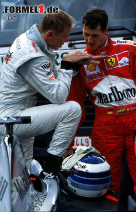 Why Mika Häkkinen decided against Williams in 1993 thumbnail