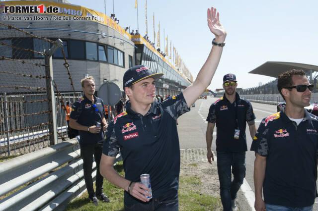 Lokalheld Max Verstappen kehrt als Grand-Prix-Sieger in seine Heimat zurück. Der Red-Bull-Pilot bekommt die Möglichkeit, im RB8-Showcar auf der Strecke von Zandvoort vor heimischem Publikum zu fahren.