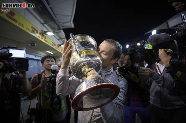 Bahrain: Nicht Hamilton, nicht Vettel: Bottas holt Pole in Bahrain