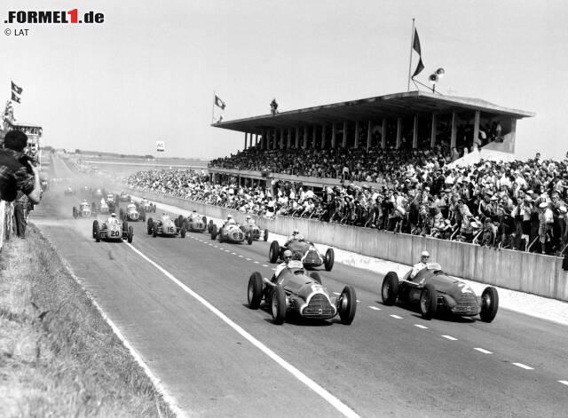Fotostrecke Top 10 Die Dominantesten Formel 1 Autos Foto 822