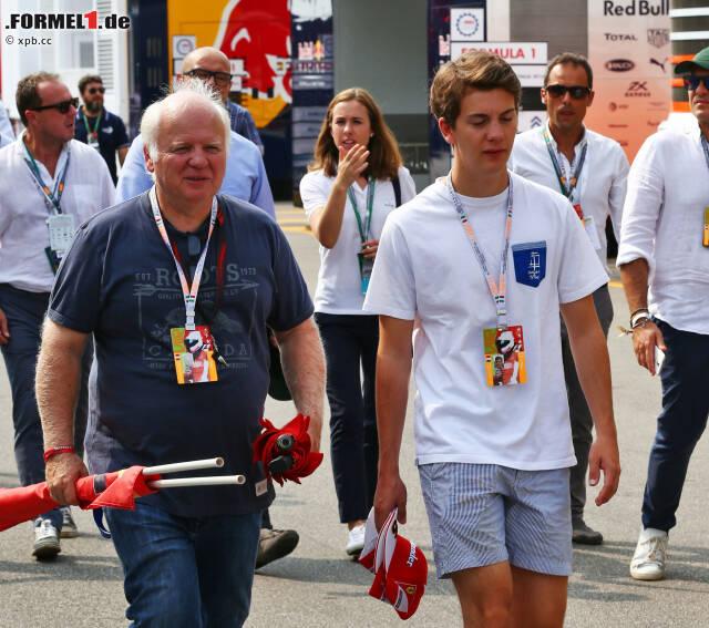 Sebastian Vettel Familie