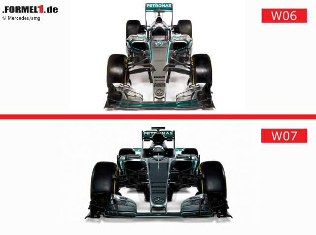 Fotostrecke Formel 1 Autos 2016 Im Vorgänger Check Formel1de F1 News