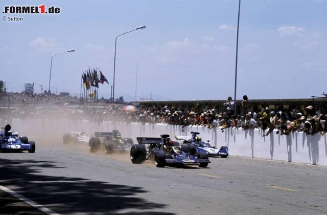 Wir schreiben den 45. Brasilien-GP seit 1973. Nach fünf Events in Sao Paulo wechselte das Rennen 1978 nach Jacarepagua in Rio, kam 1979 und 1980 nach Interlagos zurück, bevor man zwischen 1981 und 1989 wieder in Rio fuhr. Seit 1990 findet der Event wieder jährlich in Interlagos statt.