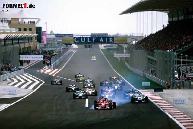 Der Grand Prix von Bahrain findet 2016 zum 13. Mal statt. Zum ersten Mal wurde dort 2004 gefahren- und seither mit nur einer Unterbrechung 2011 musste das Rennen wegen politischer Unruhen abgesagt werden. 2010 wurde auf einer längeren Streckenversion