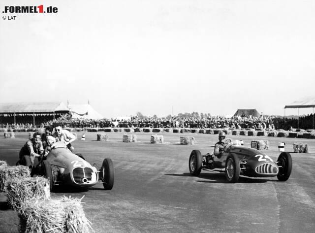 Der Grand Prix von Großbritannien findet 2017 zum 68. Mal statt. Neben dem Italien-Grand-Prix ist er die einzige Veranstaltung, die in jedem Jahr im Kalender der Formel 1 vertreten war. Fünfmal wurde das Rennen in Aintree ausgetragen, zwölfmal in Brands Hatch und sonst immer in Silverstone, wo das Rennen seit 1987 seine Heimat hat.
