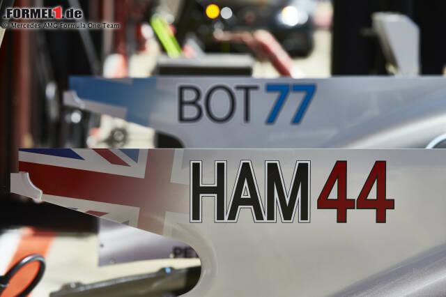Die Formel 1 wird zuschauerfreundlicher und setzt ab diesem Wochenende in Barcelona auf bessere Erkennung der Fahrzeuge. Bislang konnte man Fahrer nur anhand der Helme unterscheiden, nun sollen größere Startnummern und Fahrerkürzel für Durchblick sorgen. Wir zeigen die Lösungen der einzelnen Teams.