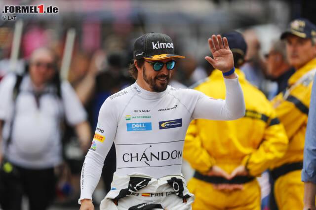 Fernando Alonso feiert an diesem Wochenende Jubiläum: Es ist der 300. Formel-1-Grand-Prix des Spaniers! Wir blicken in unserer Fotostrecke auf eine spannende Karriere zurück, die mit den richtigen Entscheidungen wohl noch deutlich erfolgreicher hätte verlaufen können.