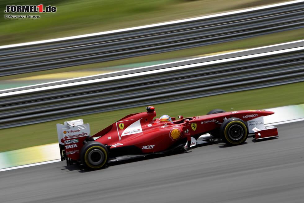 Die Formel-1-Karriere von Fernando Alonso in Bildern: Hier sind sämtliche Fahrzeuge, die er zwischen 2001 und 2018 in über 300 Grands Prix bewegt hat - und die wichtigsten Statistiken dazu!