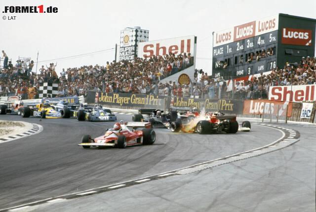 Namen wir Brands Hatch, Zandvoort oder Estoril wecken bei vielen Motorsportfans tolle Erinnerungen. Im Formel-1-Kalender stehen diese Kurse aber bereits seit Jahrzehnten nicht mehr. Im zweiten Teil unserer beliebten Fotoserie schauen wir auf die Rennstrecken, die die Königsklasse zwischen 1985 und 1997 zum letzten Mal besuchte.