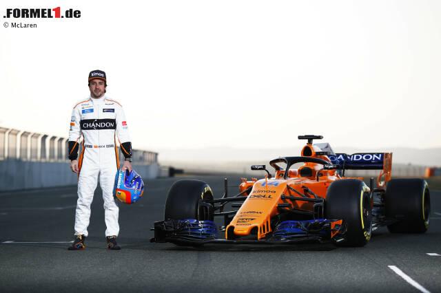Vorhang auf für die Formel-1-Saison 2018! Die ersten Neuwagen sind bereits auf die Strecke gegangen. In dieser Fotostrecke zeigen wir die einige Aufnahmen von den Shakedowns der Fahrzeuge!