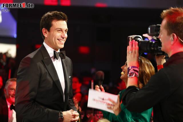 Toto Wolff, Lewis Hamilton, Marc Marquez & Co: Am Sonntag fand die alljährliche Verleihung der Autosport-Awards statt. Wir zeigen dir, wer 2018 welchen Preis abgeräumt hat: