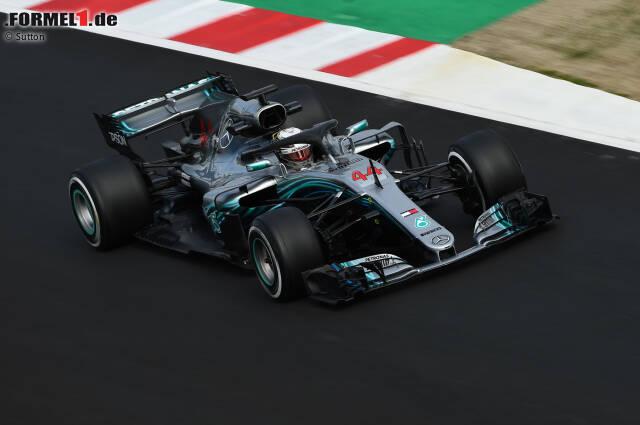 Mercedes - 5 Sterne: Zwar waren die Silberpfeile bei den Spitzenzeiten nicht vorne dabei, doch Mercedes wird die Hosen erst in Melbourne heruntergelassen. Die bärenstarken Longruns haben aber gezeigt, dass das Team um Lewis Hamilton wohl wieder die Messlatte für alle anderen darstellen wird.