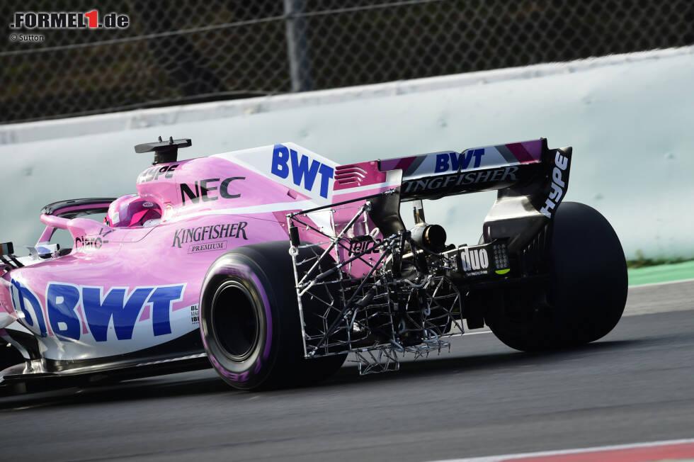 Giorgio Piola und Matthew Somerfield zeigen und erklären die jüngsten Updates der Teams beim Formel-1-Test in Barcelona!