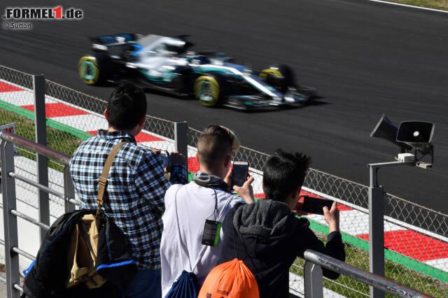 Die zweite Testwoche der Formel 1 hat begonnen. Und schon haben unsere Experten Giorgio Piola und Matt Somerfield wieder einige Neuerungen an den Fahrzeugen entdeckt. Hier sind die wichtigsten Innovationen und Technik-Bilder vom Testauftakt in Barcelona!