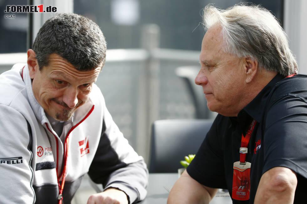 """09. Haas (45 Millionen Euro): Erstmals stehen dem noch jungen US-Team die 28 Millionen aus der sogenannten """"Column 1"""" zu. Damit überholt Haas Sauber und kratzt an Toro Rosso."""