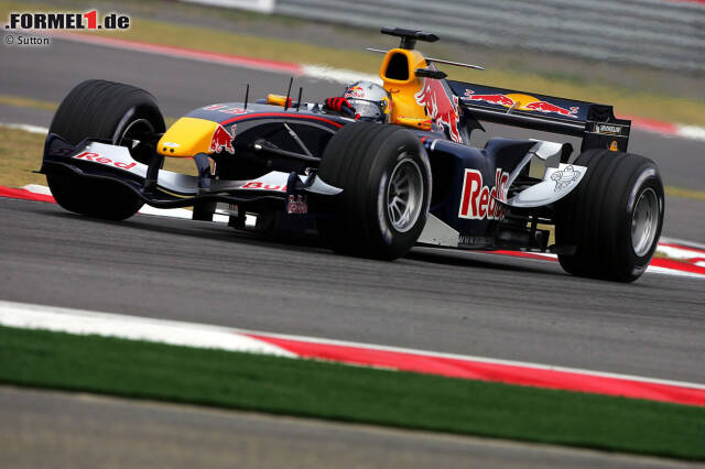 2005: Red-Bull-Cosworth RB1 - Fahrer: David Coulthard, Christian Klien, Vitantonio Liuzzi