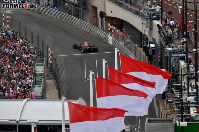 In Sachen Spannung war der Monaco-Grand-Prix alles andere als denkwürdig. Dennoch sorgte das Rennen für mehrere Rekorde der Formel-1-Geschichte. Die interessantesten Statistiken zum Durchklicken ...