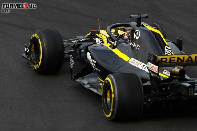 Ganz nah dran: Unsere Formel-1-Experten Giorgio Piola und Matthew Somerfield verfolgen die Testfahrten in Barcelona und analysieren hier die ersten Neuerungen von Ferrari, Mercedes und Co. für die Formel 1 2018!