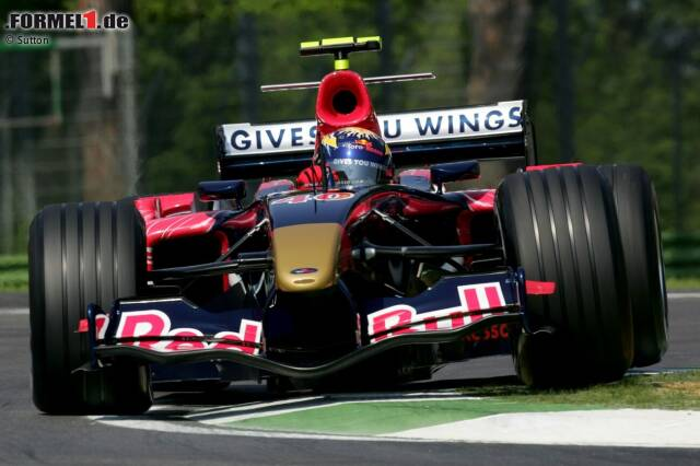 2006: Toro-Rosso-Cosworth STR1 - Fahrer: Vitantonio Liuzzi/Scott Speed