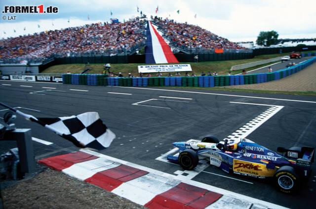 Frankreichs Formel-1-Historie ist eine wechselvolle: Auf den ersten Grand Prix der Motorsport-Geschichte folgt das längste Rennen aller Zeiten, es gibt aber auch vier Todesfälle auf insgesamt sieben Strecken ...