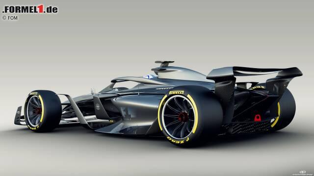 Mercedes Amg Petronas >> Fotostrecke: Formel-1-Konzepte für die Saison 2021 - Foto 9/9