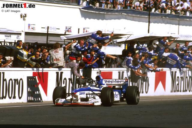 In der Formel 1 gab es in der Vergangenheit viele Dramen in der letzten Runde