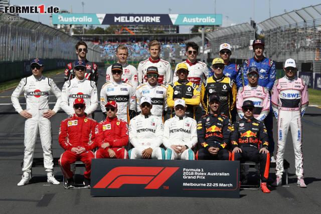 Wer fährt wo in der Formel-1-Saison 2019? Wir geben einen aktuellen Überblick über das Grand-Prix-Feld und zeigen bei den noch offenen Plätzen, wer für welches Cockpit im Gespräch ist!